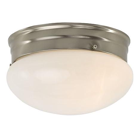 8-Inch Flushmount Ceiling Light - Flush Mount Ceiling Light Fixtures ...