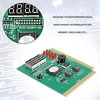 sdfghaWSEfdfghsfgh Maikou 4 dígitos Mainboard PCI PC Ordenador ...
