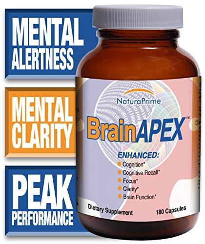 Brain APEX Minds Performance count