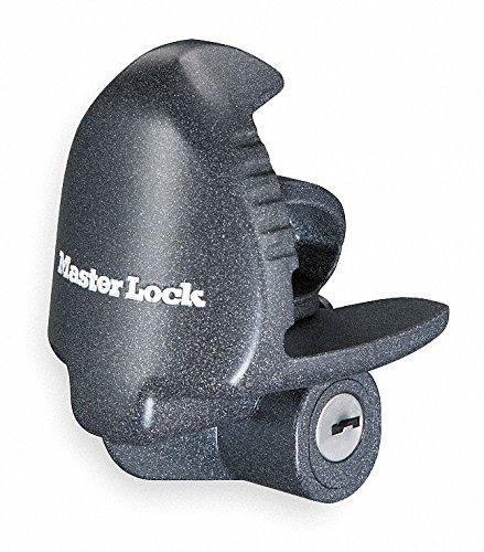 Master Lock Trailer Lock, Universal Trailer Coupler Lock, 379ATPY Tongue Lock