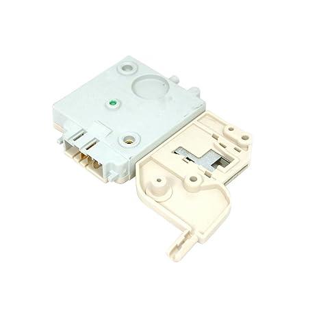 Genuine AEG Lavadora Puerta Interruptor de enclavamiento: Amazon ...