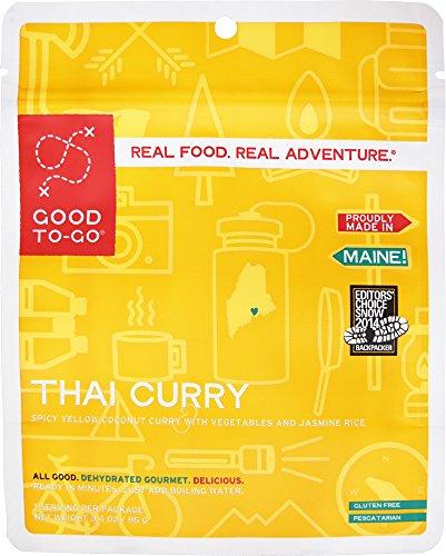 Good Single (Good To-Go Thai Curry (Single Serving))