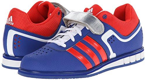 Us M Blau Adidas Trainer Performance Powerlift bianco 4 2 Vivo Nero Scarpe rosso 77Pvywqp