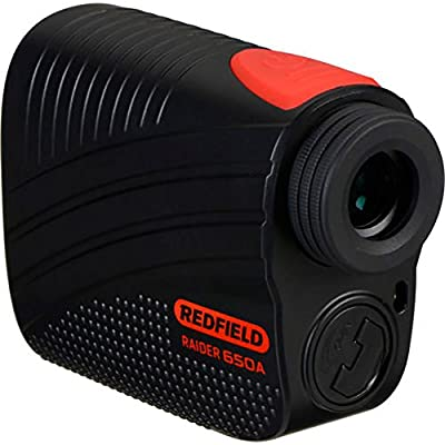 Redfield Raider 650A Angle Laser Rangefinder,Black by Green Supply