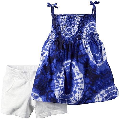 Carter's Baby Girls' 2 Pc Playwear Sets 239g148, Print, 3 Months ()