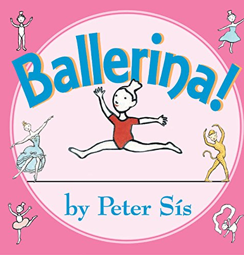 Ballerina! Board Book -