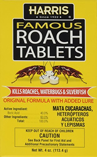 Harris Famous Roach Tablets Pack product image