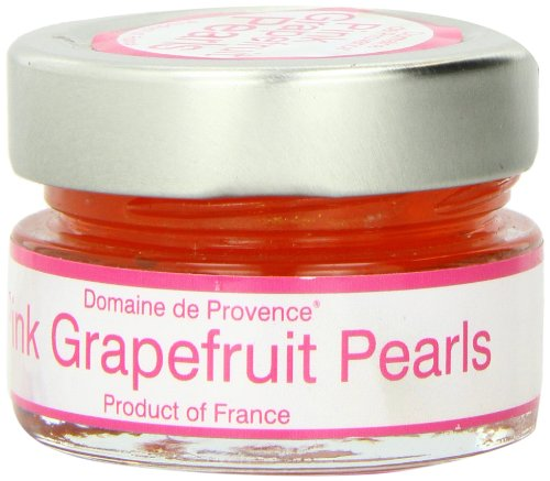 Domaine de Provence Pink Grapefruit Pearls, 1.75 Ounce by Domaine de Provence