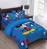 Disney Mickey Mouse Oh Boy! Twin Bedding Comforter Set