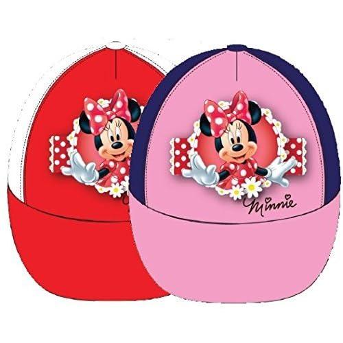 Gorra béisbol bicolor Minnie, turquesa