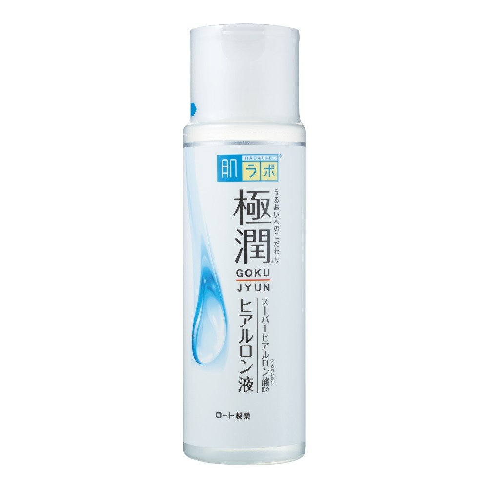HADALABO Gokujun Hyaluronic Lotion Moist by Hada Labo 肌研