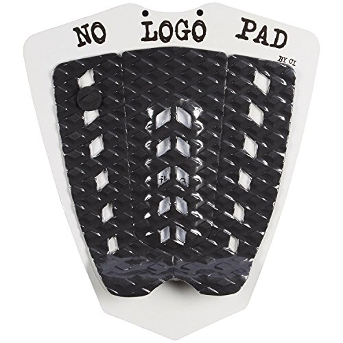 Channel Islands Surfboards No Logo Traction Pad, Black, One (Flat Traction Pad)