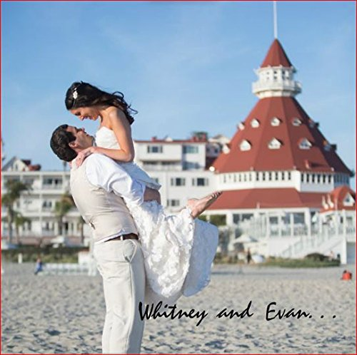 "Handcrafted Custom Wedding Album Featuring Your Photos … 50 Page, 12""x12"" Professional Photo Book by Custom Treasure"