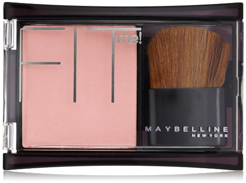 Maybelline New York Fit Me! Blush, Medium Mauve, 0.16 Ounce