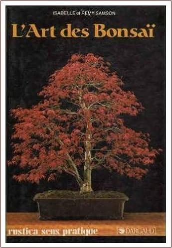 Livre gratuits en ligne L'art des bonsaï pdf