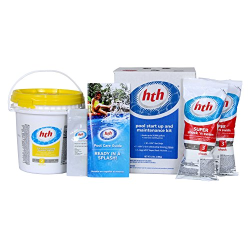 Hth 91914 Pool Start Up Maintenance Kit For Swimming Pools Buy Online In Uae Lawn Patio