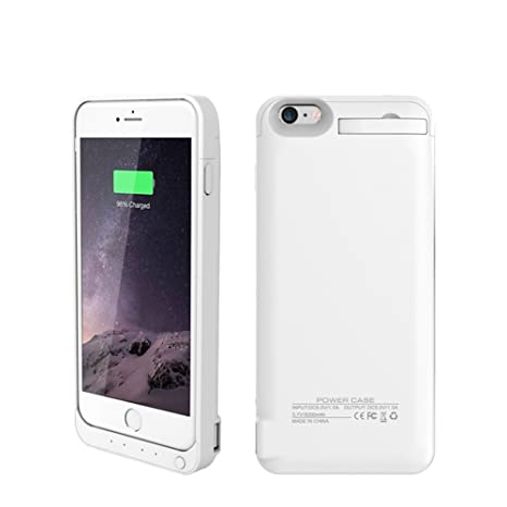 custodia iphone 6 plus caricatore