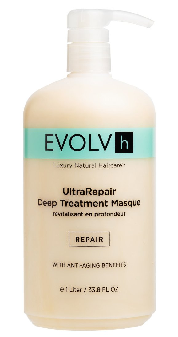EVOLVh - Organic UltraRepair Hair Masque (33.8 oz / 1 liter)
