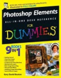 img - for Photoshop Elements All-in-One Desk Reference for Dummies (For Dummies) by Gary David Bouton (2006-05-12) book / textbook / text book