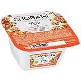 Chobani Honey Thats Nuts Flip Greek Yogurt, 5.3 Ounce - 12 per case.