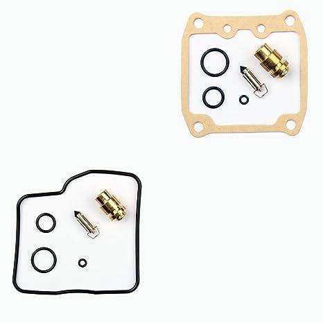 2x Kit Reparación Carburador Aguja del flotador Getor CAB-S35 CAB-S34