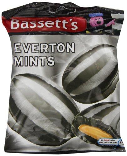 Bassetts Everton Mint Bag 192g (Pack of 6)