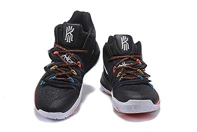 Big Kid Shoe Size To Women S.Amazon Com Elaine Big Kid S Zoom Kyrie 5 Basketball Shoes