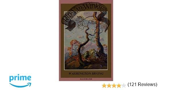 1d24705ffe75b Amazon.com: Rip Van Winkle (9781546610151): Washington Irving ...