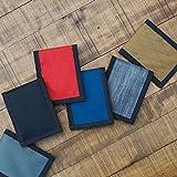Flowfold Vanguard Bifold Wallet Durable Slim Wallet