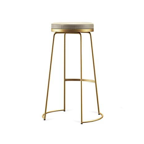 Prime Amazon Com Decorative Stool Iron Art Bar Stools Creative Caraccident5 Cool Chair Designs And Ideas Caraccident5Info