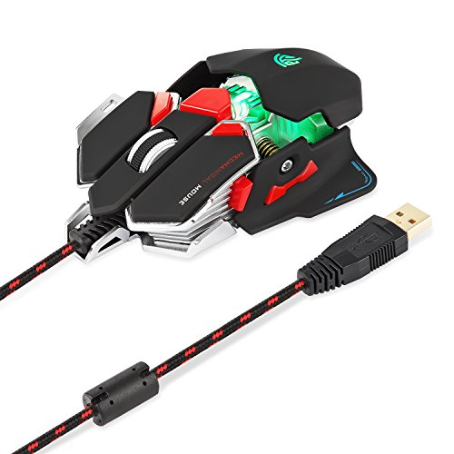 EasySMX Combaterwing Optical USB Gaming ...