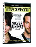 Silver Linings Playbook  [DVD + UltraViolet Copy] (Bilingual)