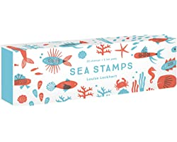 Sea Stamps: 25 Rubber Stamps and Two Ink Colors