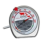 Küchenprofi Combination Roast & Oven Thermometer - Suitable for Low Temperature Cooking - Stainless Steel