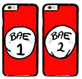 Best BleuReign Friend Iphone 6 And 6 Plus Cases - BleuReign(TM) Set Of 2 BFF Bae 1 Bae Review