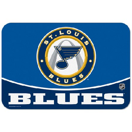 WinCraft NHL St. Louis Blues Mat, Small/20'' x 30'' by WinCraft