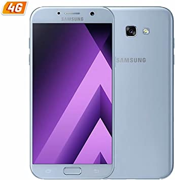 SMARTPHONE SAMSUNG GALAXY A3 (2017) BLUE MIST: Amazon.es: Electrónica