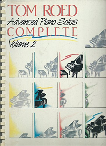 Tom Roed Advanced Piano Solos Complete Volume 2