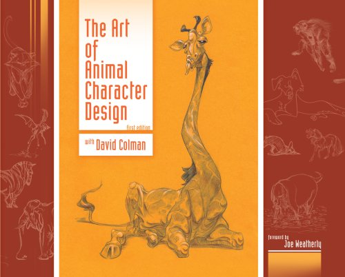 Character Design Pdf Books : Menagerie project progress john davis