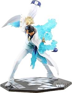 WFLNA One Piece Figure Aokiji-Kuzan&Admiral Akainu Figure Anime Figure Action Figure (Color : Aokiji-Kuzan)