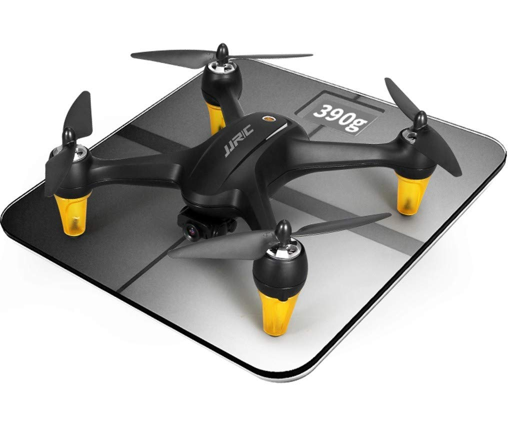 MOZATE JJR/C X3P GPS 5.8G WiFi FPV Wide-Angle 1080P Brushless RC Quadcopters Drone RTF (Black) by MOZATE (Image #7)