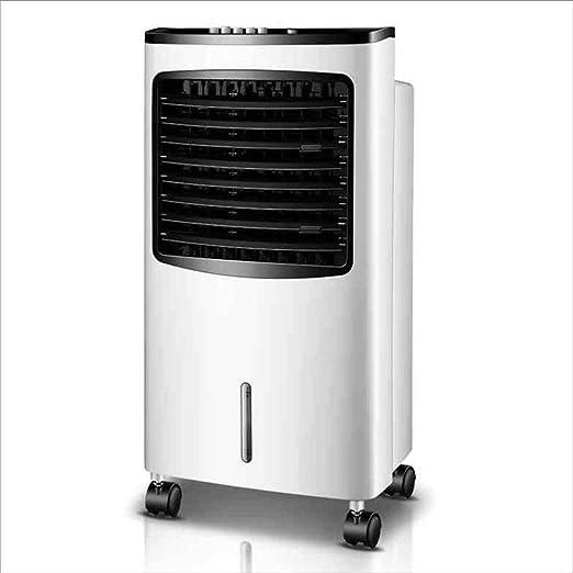 Unidad de aire acondicionado portátil de enfriamiento, refrigerador de aire, purificador de aire y humidificador 8L, deshumidificador, tecnología silenciosa de bajo ruido, aire acondicionado móvil de: Amazon.es: Hogar