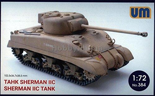 MEDIUM TANK SHERMAN IIC WWII 1/72 UNIMODEL UM ()