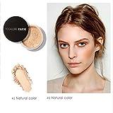 Shouhengda Makeup Powder Loose Powder Face Makeup Waterproof Loose Powder Skin Finish Powder A02