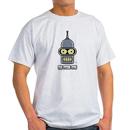 CafePress Futurama Alt Shift Kill - 100% Cotton T-Shirt