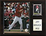 MLB Jay Bruce Cincinnati Reds Player Plaque