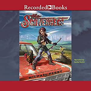 The Scavengers Audiobook