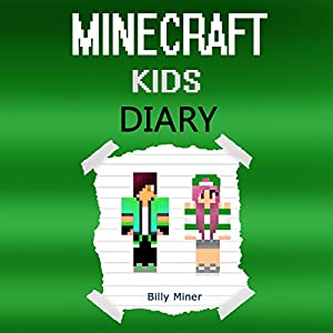 A Minecraft Kids Diary Audiobook
