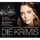 """Revolverherz: BRIGITTE Hörbuch-Edition - Starke Stimmen """"Die Krimis - Gefährlich nah"""""""