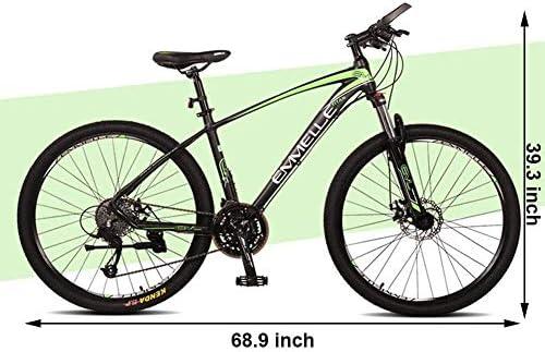 De 27 velocidades bicicletas de montaña, 27.5 pulgadas de Big Neumático Montaña bicicleta de pista, de doble suspensión de la bici de montaña, marco de aluminio, los hombres de las mujeres de